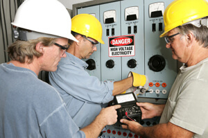 Commercial electrician services Florida