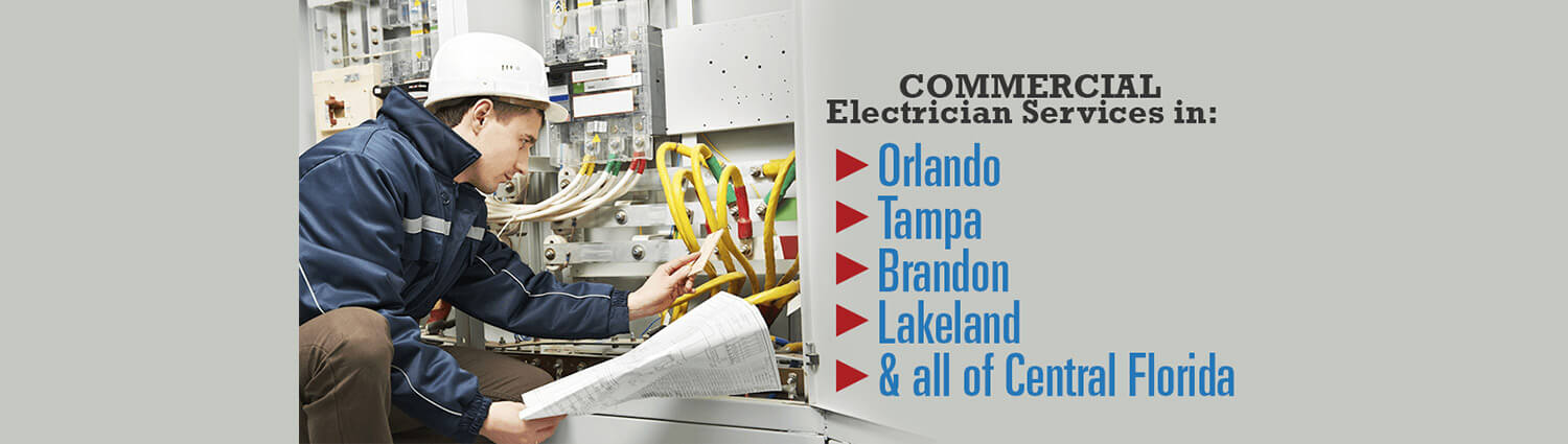 Commercial Electric Services in...
